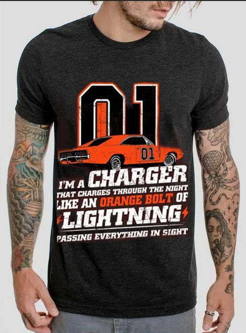 01 I'm A Charger Shirt