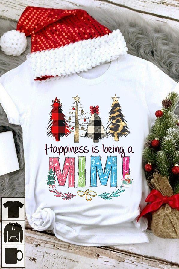 Happiness Is Being A Mimi Shirt