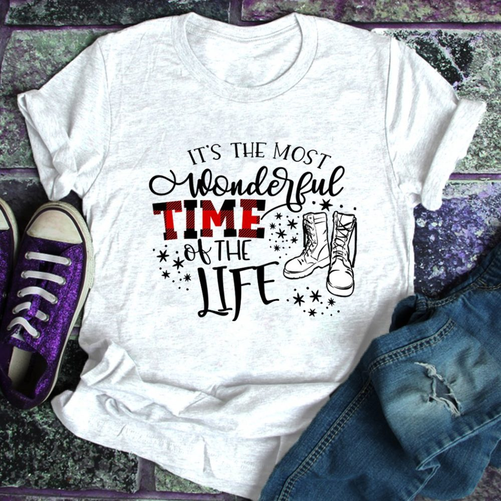 It's The Most Wonderful Time Of The Life Shirt