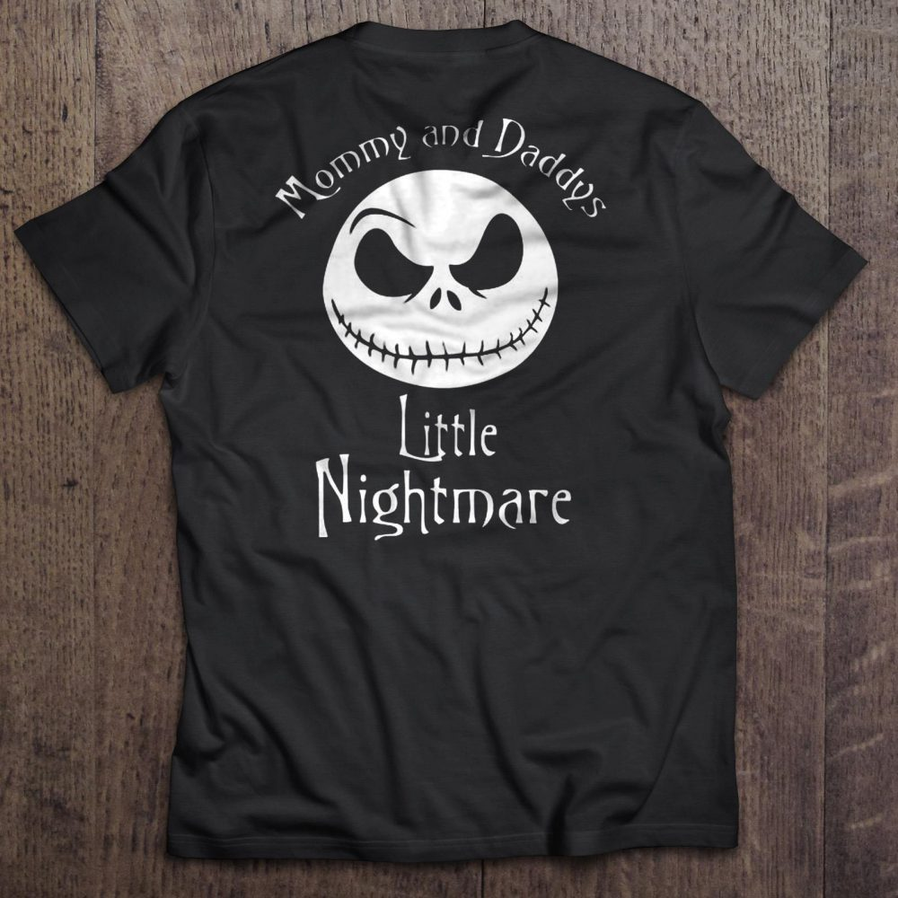 Mommy and Daddy Little Nightmare Shirt