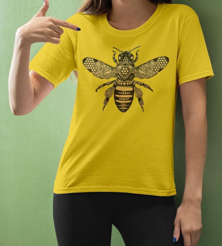 The Silence Bee Shirt