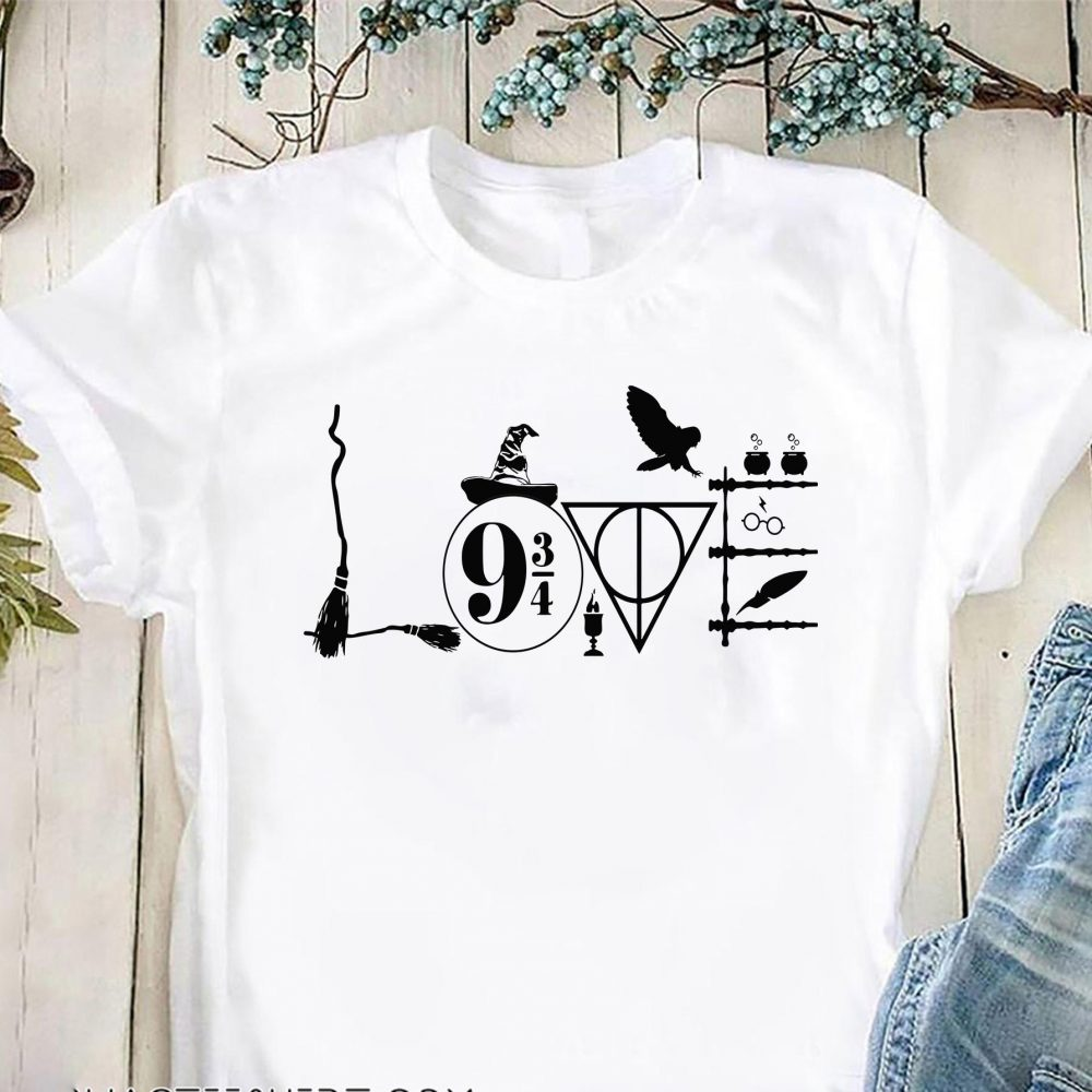 The Wizard And Love Shirt